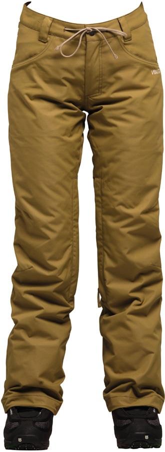 Nikita Womens Snowboard Pants Cedar