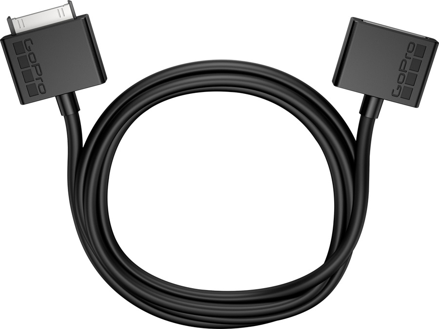 GoPro LCD/Battery BacPac Extension Cable