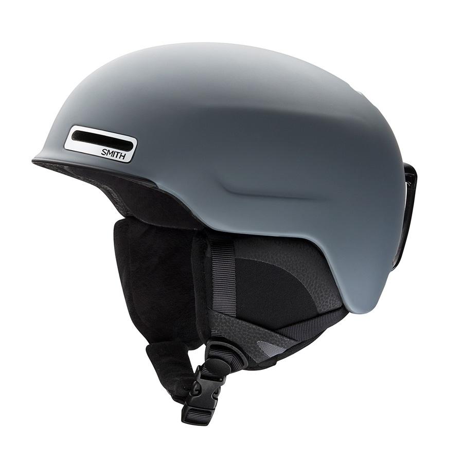 Smith Maze Snowboard/Ski Helmet, S Matte Charcoal
