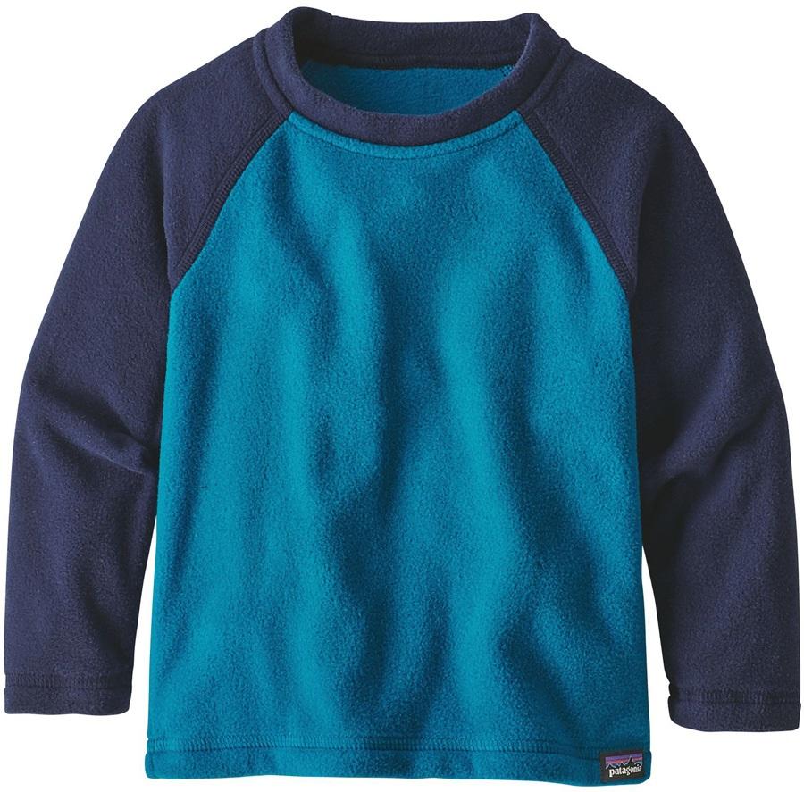 Patagonia Baby Micro D Fleece Crew Kid S Fleece Jumper 3t
