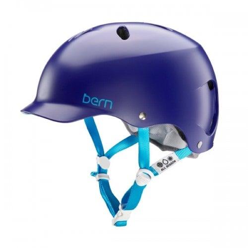 Bern LENOX Ladies H2O Watersports Helmet, S Midnight Blue 2019