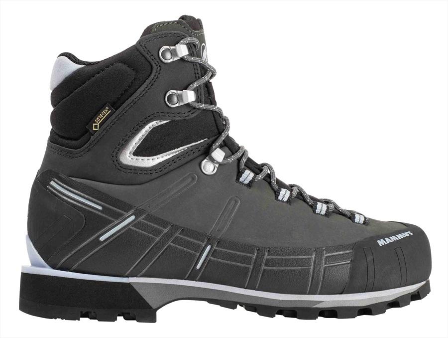 Mammut Kento High GTX® Women's Hiking Boots, UK 5.5 Graphite-Black