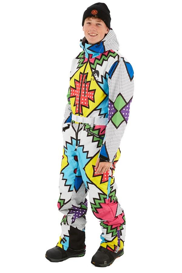 OOSC Snow Suit Snowboard/Ski One Piece, M Day Tripper