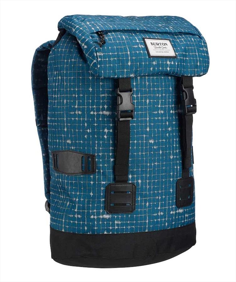 Burton Tinder Backpack Rucksack, 25L Blue Sapphire Ripstop