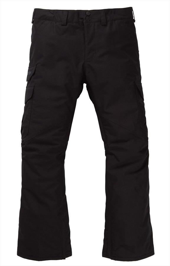 Burton Cargo Snowboard/Ski Pants, M True Black 2020