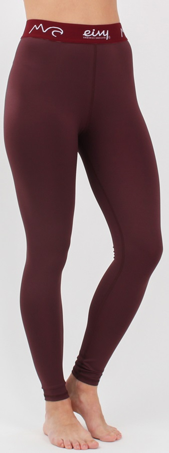 Eivy Icecold Tights Women's Winter Leggings, XS Wine