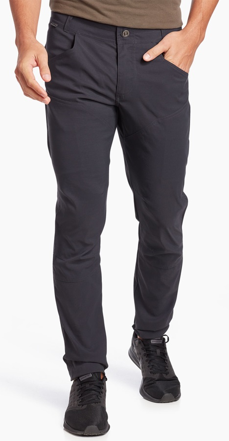 Kuhl Renegade Rock Pant Regular Climbing/Hiking Trousers, 30 Ink Black