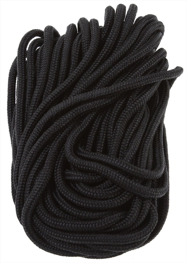 Liquid Force Laces For Wakeboard Bindings, Pair, Black Thick