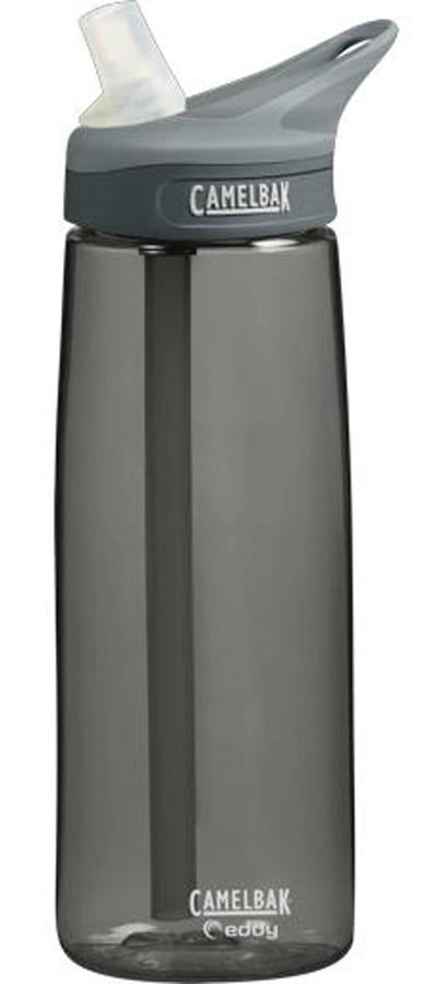 Camelbak Eddy Spill-Proof Water Bottle 750ml Charcoal