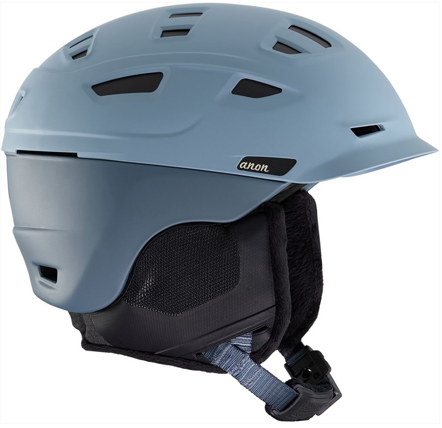 Anon Nova MIPS Women's Ski/Snowboard Helmet, M Slate
