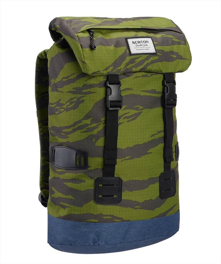 Burton Tinder Backpack Rucksack, 25L Keef Tiger
