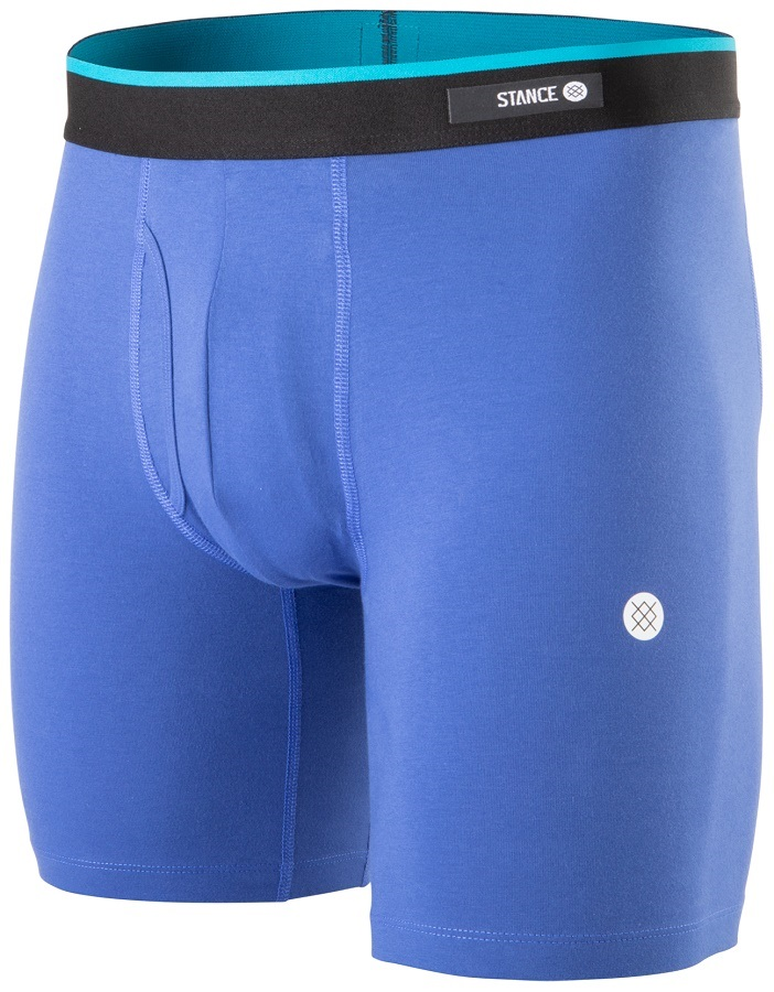Stance Mens Boxer Brief Cotton Boxer Shorts/Underwear, S OG Royal