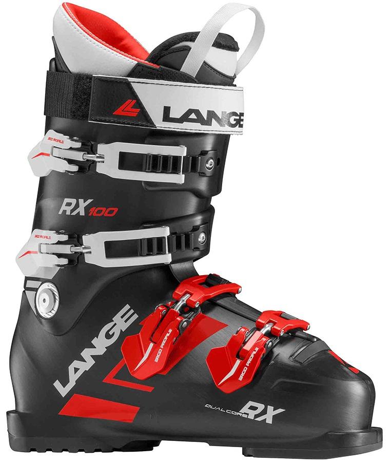 Lange RX 100 Ski Boots, 30/30.5 2019