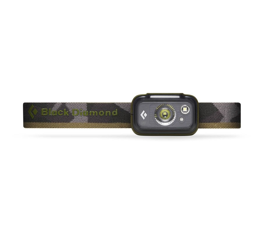 Black Diamond Spot325 LED Headlamp, 325 Lumens Dark Olive