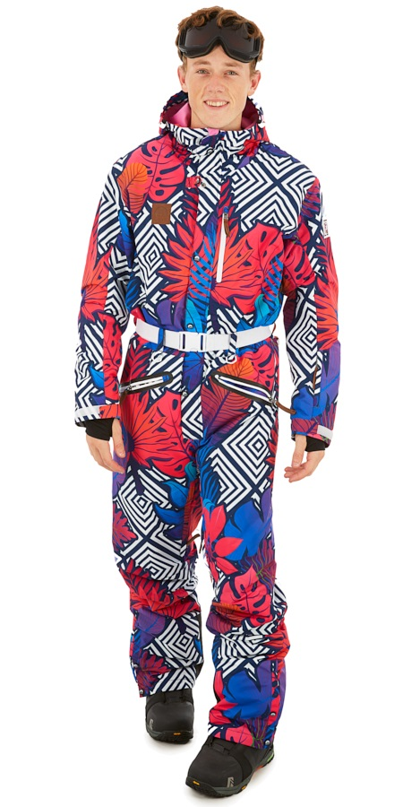 OOSC Snow Suit Snowboard/Ski One Piece, M Big Poppa
