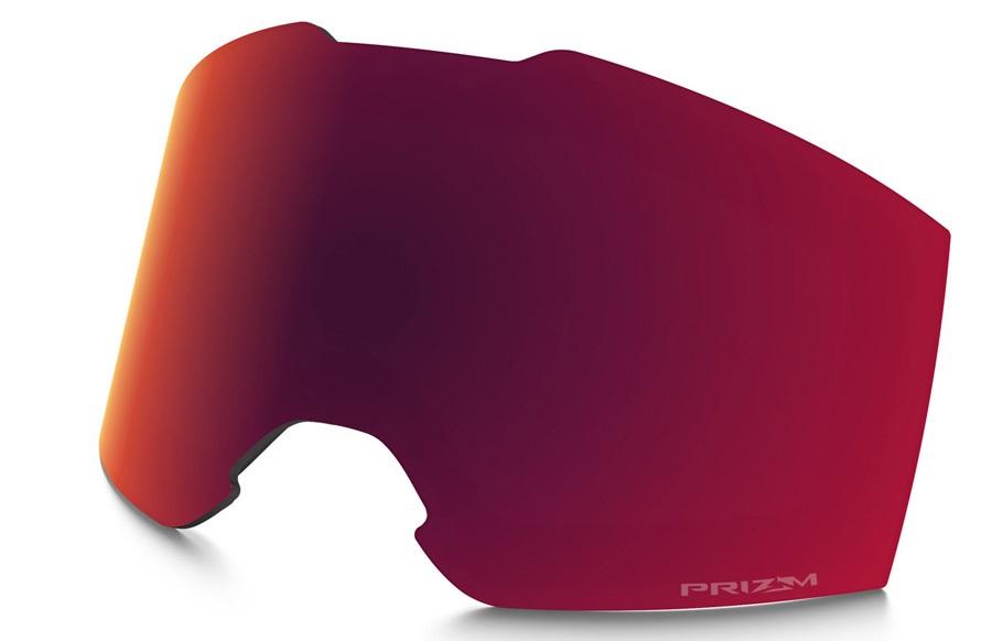 Oakley Fall Line XL Snowboard/Ski Goggle Spare Lens, Prizm Torch
