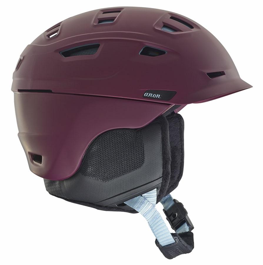 Anon Nova MIPS Women's Ski/Snowboard Helmet L Purple