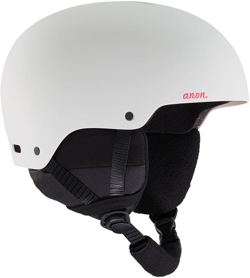 Anon Greta 3 Women's Ski/Snowboard Helmet, S White