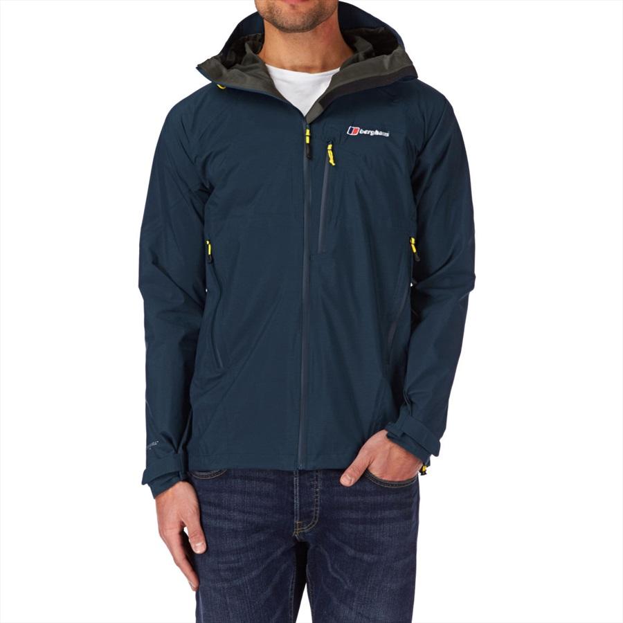 best cheap 1a863 b90d7 Berghaus Light Speed Hydroshell Waterproof Jacket, XL, Reflecting Pond