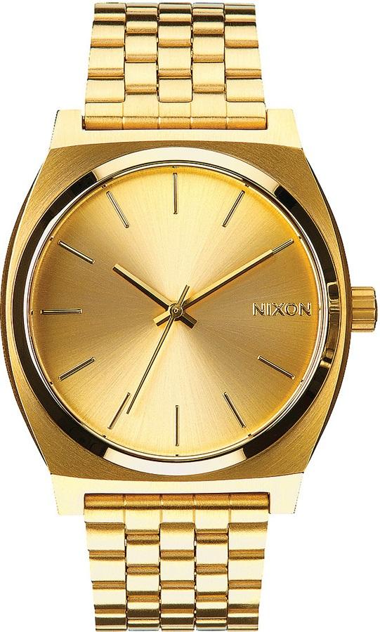 Nixon Time Teller Men's Watch, All Gold/Gold