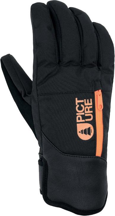 Picture Madison Snowboard/Ski Gloves, L Black