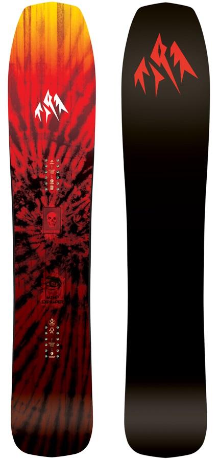 Jones Mind Expander Hybrid Camber Snowboard, 154cm 2020