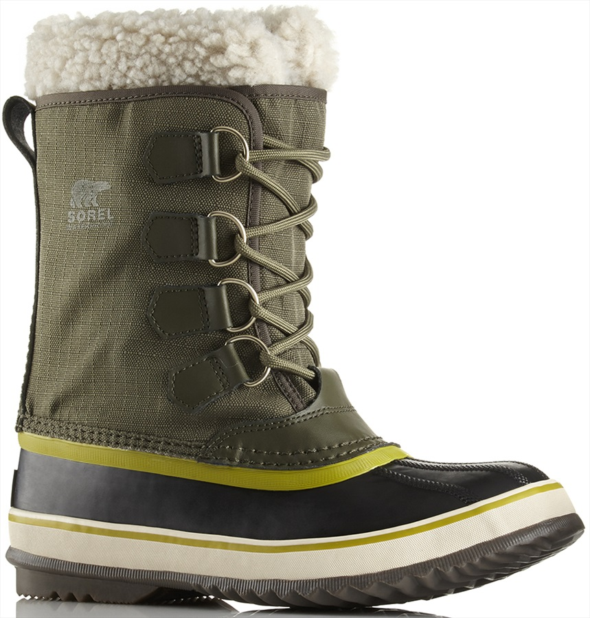 Sorel Womens Winter Carnival Women's Snow Boots, UK 3 Peatmoss