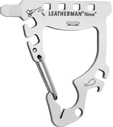 Leatherman Rime Ski & Snowboard Pocket Tool, Stainless Steel