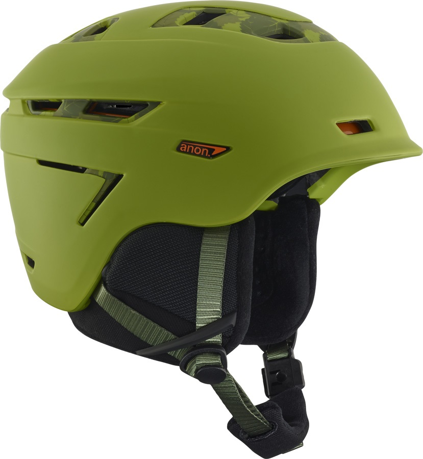 Anon Echo Ski/Snowboard Helmet, XL Mad Trees
