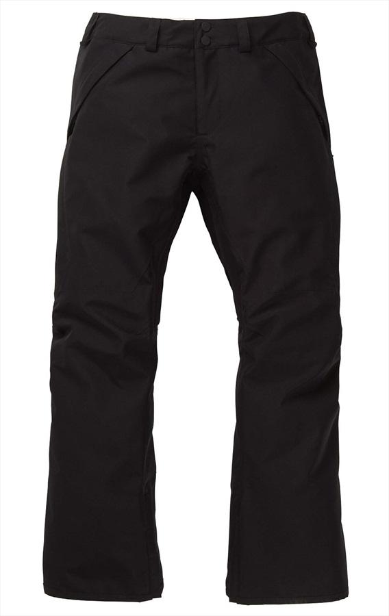 Burton Gore-Tex Vent Snowboard/Ski Pants, L True Black
