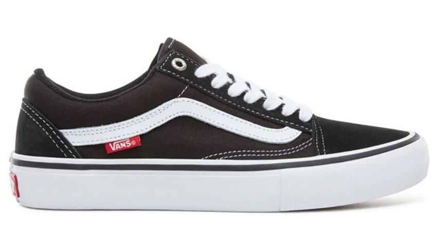 Vans Old Skool Pro Skate Shoes UK 8