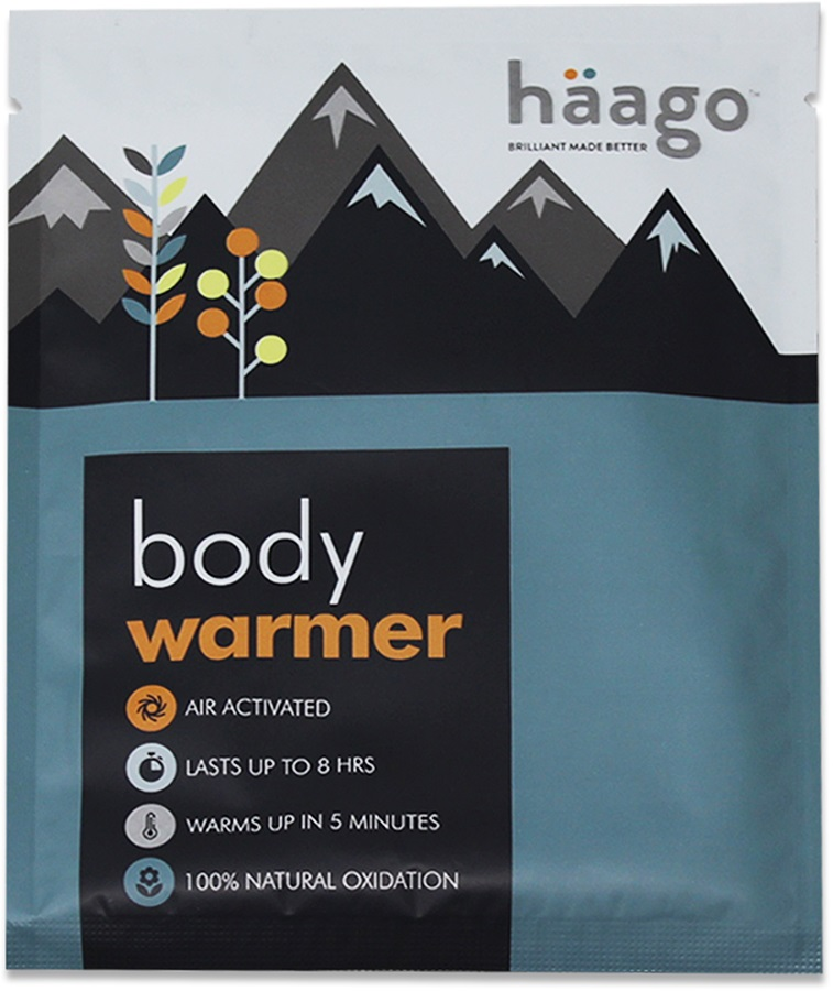 Haago Disposable Body Warmer, One Patch