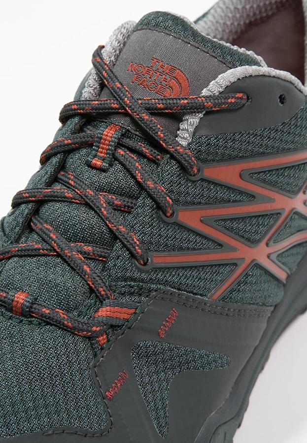 f8476d41b The North Face Hedgehog FP Lite GTX Trail/Walking Shoes UK 12 Green
