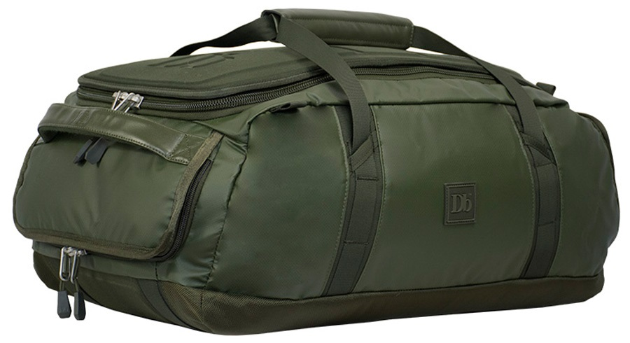 Douchebags The Carryall Backpack Duffel Bag, 70L Pine Green