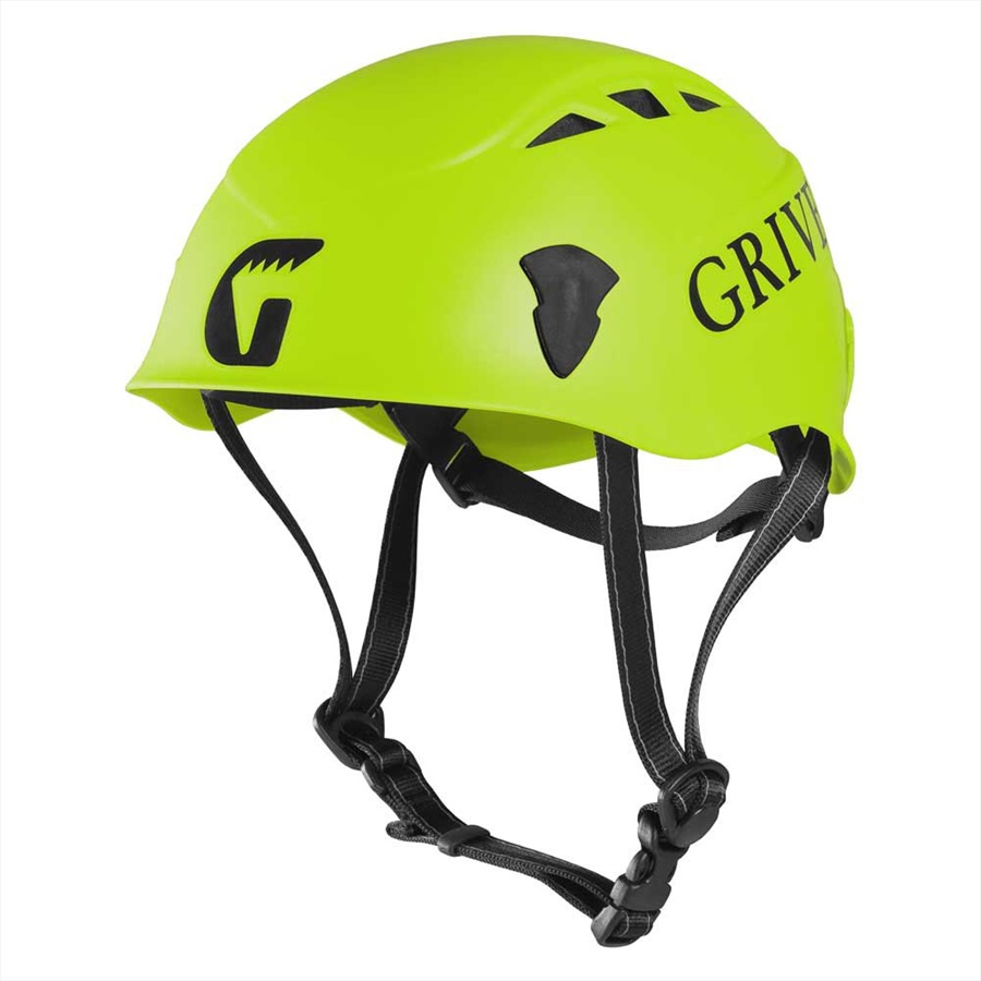 Grivel Salamander 2.0 Rock Climbing Helmet, One Size Green