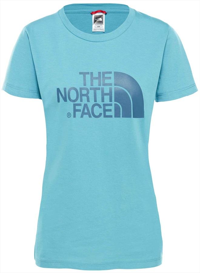 f52b21f10 The North Face S/S Easy Women's Tee, S Storm Blue