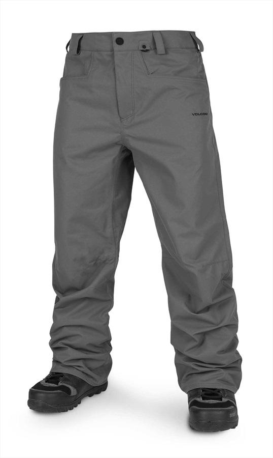 Volcom Carbon Men's Snowboard & Ski Pants XL Charcoal