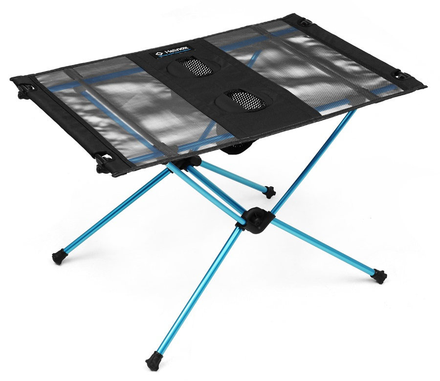 Helinox Table One Compact & Lightweight Camp Table, Reg Black