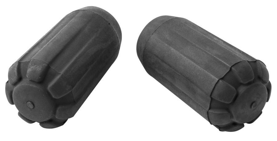 Black Diamond Trekking Pole Tip Protectors Pair