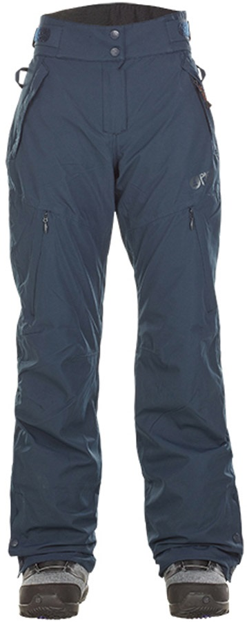 Picture Luna Women's Ski/Snowboard Pants, XS Dark Blue
