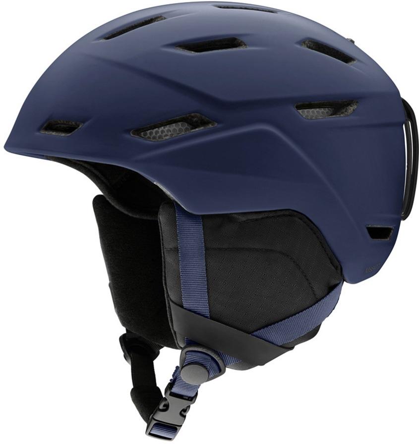 Smith Mission Snowboard/Ski Helmet, L Matte Ink