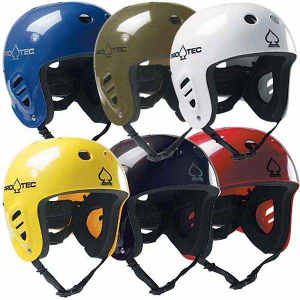 Pro-tec Classic Full Cut Watersports Helmet XL Gloss Red
