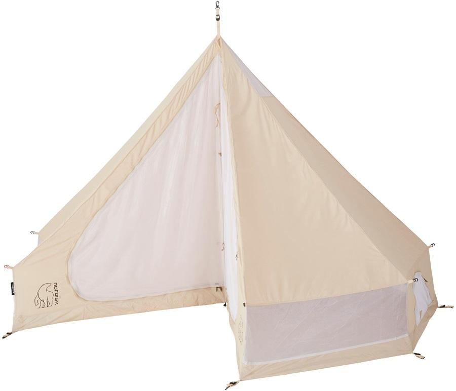Nordisk Inner Cabin, Asgard 7.1 Bell Tent Accessory, 2 Man Natural