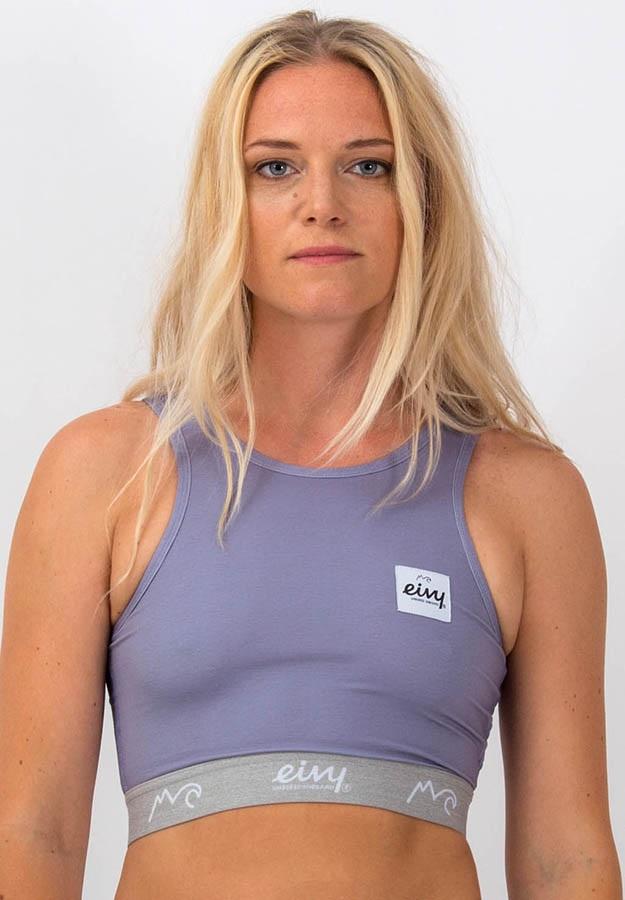 Eivy Cover Up Sports Bra, S Violet Melange