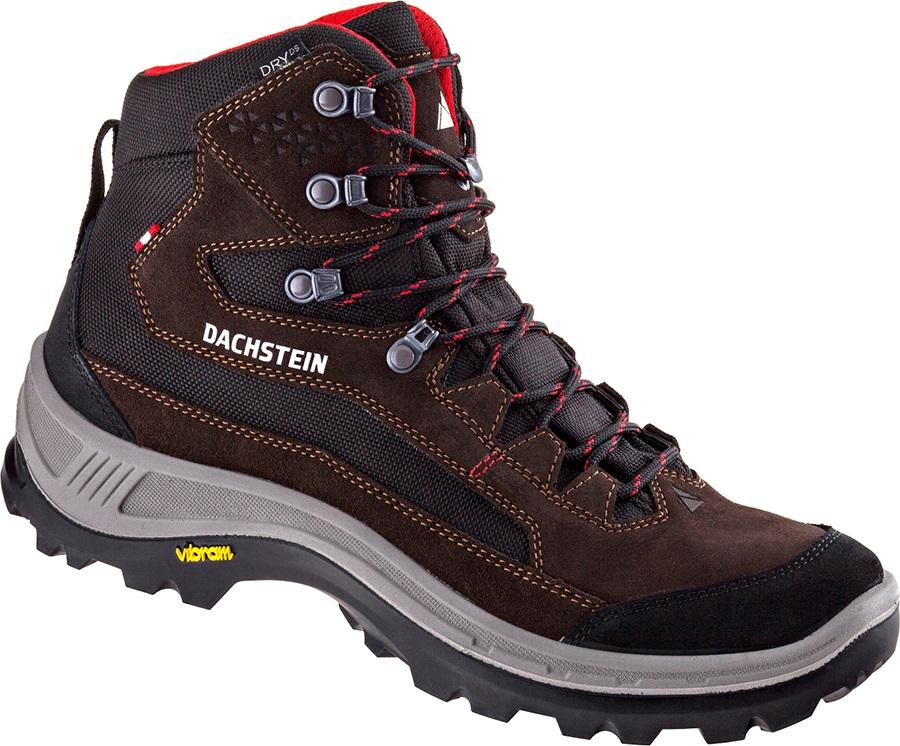 Dachstein Rax MC DDS Men's Hiking Boots, UK 10 Dark Brown/Fire