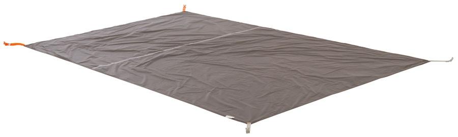 Big Agnes Copper Spur Footprint Lightweight Tent Groundsheet, Grey CS3