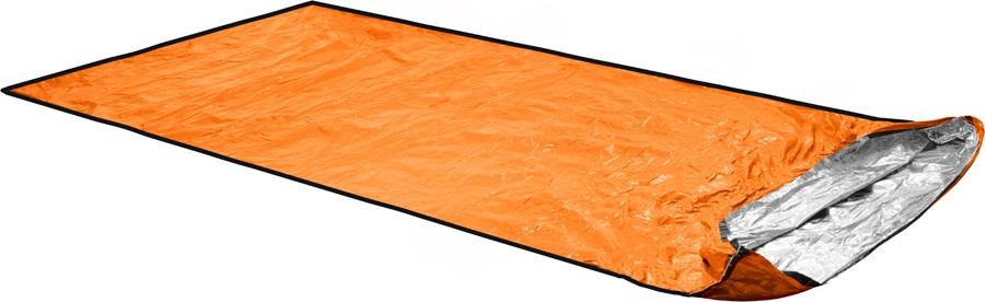 Ortovox Bivy Ultralight Lightweight Survival Bag, 110 X 235 Cm, Orange