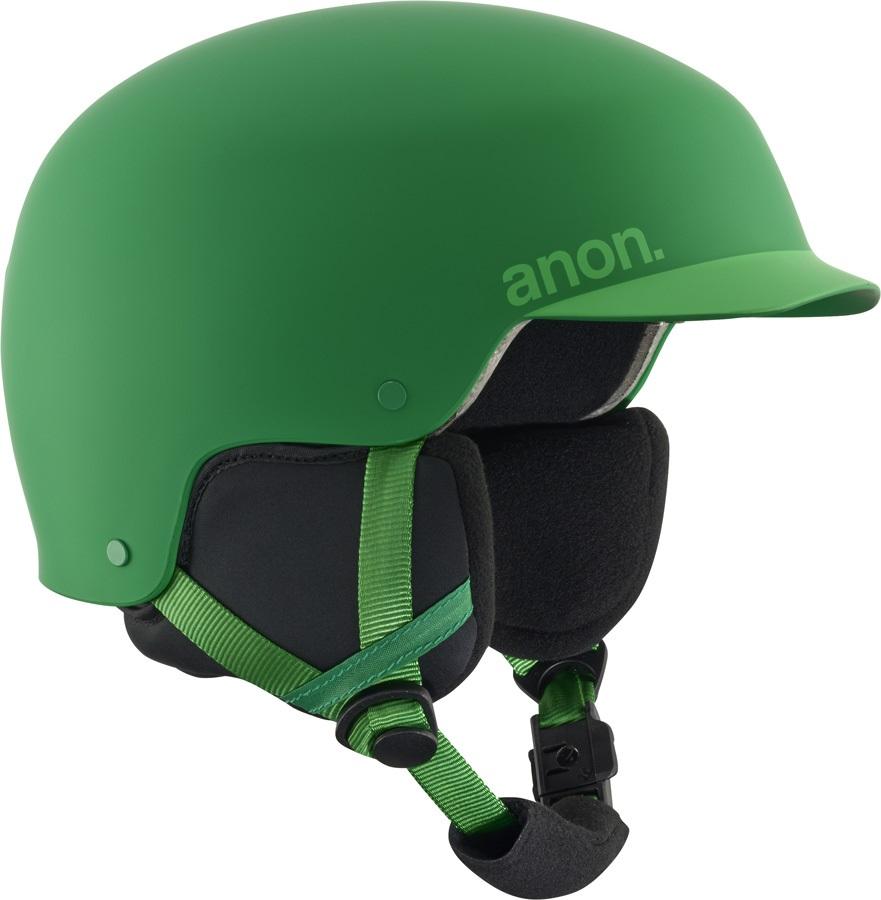 Anon Scout Kid's Ski/Snowboard Helmet, L Green