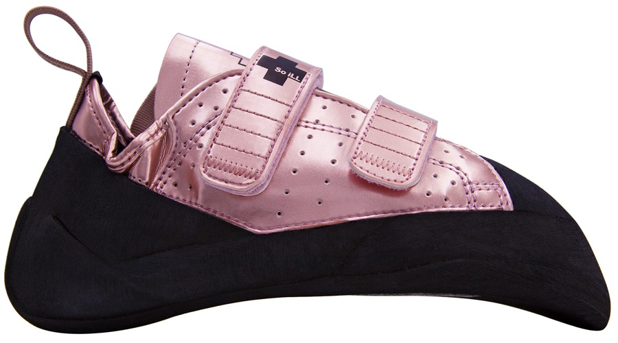 So iLL Tokyo Streets Rock Climbing Shoe, UK 6 Rose Gold