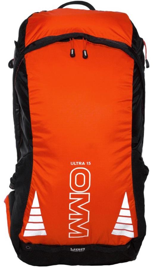 OMM Ultra 15 Running Backpack, 15L Orange